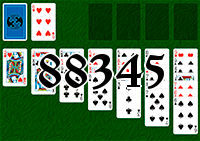 Solitaire №88345