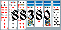 Solitaire №88380