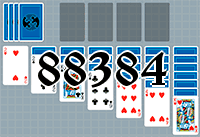 Solitaire №88384