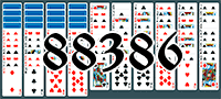 Solitaire №88386