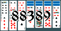 Solitaire №88389