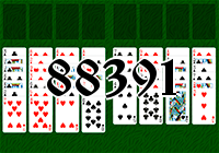 Solitaire №88391