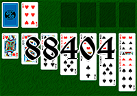 Solitaire №88404