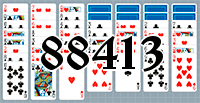 Solitaire №88413