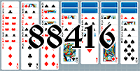Solitaire №88416