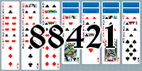 Solitaire №88421