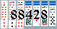 Solitaire №88428