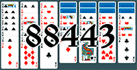 Solitaire №88443