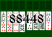 Solitaire №88448