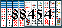 Solitaire №88454