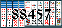 Solitaire №88457