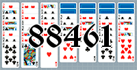 Solitaire №88461