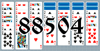 Solitaire №88504