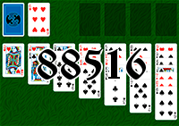 Solitaire №88516