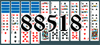 Solitaire №88518