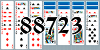 Solitaire №88723