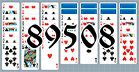 Solitaire №89508