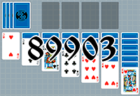 Solitaire №89903