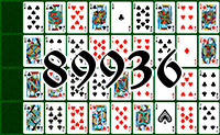 Solitaire №89936