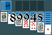 Solitaire №89945