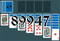 Solitaire №89947