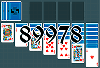 Solitaire №89978