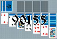 Solitaire №90155