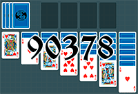 Solitaire №90378