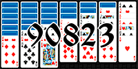 Solitaire №90823