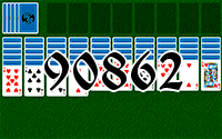 Solitaire №90862