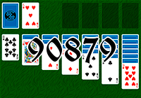 Solitaire №90879