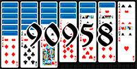 Solitaire №90958
