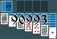 Solitaire №90993
