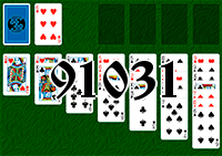 Solitaire №91031
