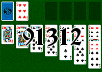 Solitaire №91312
