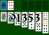Solitaire №91353