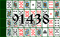 Solitaire №91438