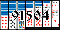 Solitaire №91504