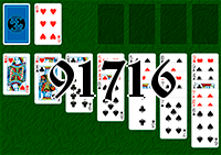 Solitaire №91716