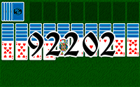 Solitaire №92202