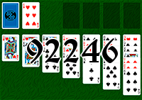 Solitaire №92246