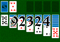 Solitaire №92324