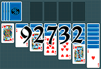 Solitaire №92732