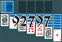 Solitaire №92797