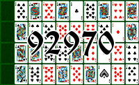 Solitaire №92970