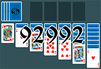 Solitaire №92992