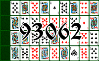 Solitaire №93062
