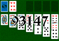 Solitaire №93147