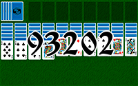 Solitaire №93202