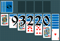 Solitaire №93220